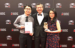 'Walking Kwun Tong For Active Ageing' awarded 'Best Active Ageing Programme - Community'