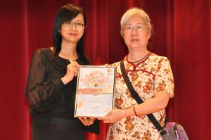 和悅軒-精神健康綜合社區中心-梁麗華女士
