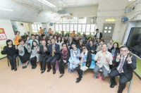 Ms Pak Suet Sin visited Yam Pak Charitable Foundation King Lam Home for the Elderly