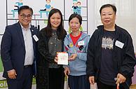 「樂健在社區」計劃啟動禮花絮