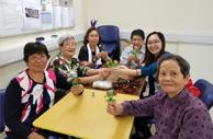 美東邨重建社工隊正式投入服務  為受重建影響的長者戶提供支援
