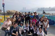 Let's colour! 「鯉的壁畫」美化鯉魚門社區