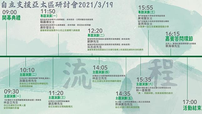 香港首辦、專為照護者而設:自立支援亞太區研討會