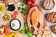纾压饮食法 — 地中海饮食法