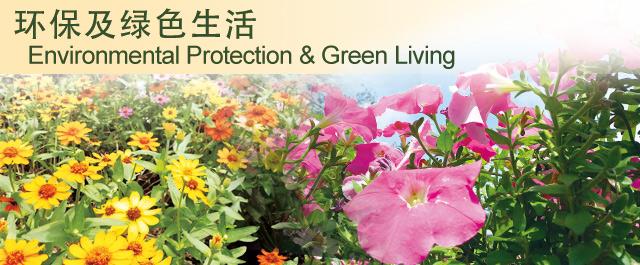 环保及绿色生活