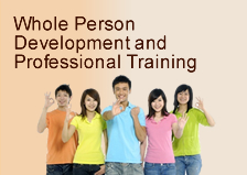 Whole Person Development and Professional Training
