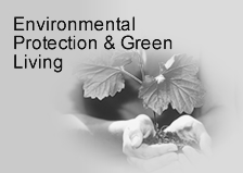 Environmental Protection & Green Living