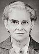 Founder of CFSC-Miss Muriel Boone.
